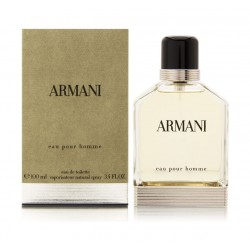Giorgio Armani Pour Homme For Men 100 ML Eau de Toilette