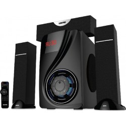 Geepas 3.1 Channel Multimedia Speaker (GMS8522) Black