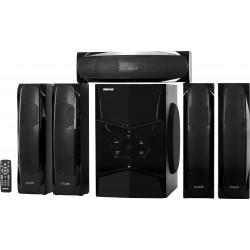 Geepas 5.1 Channel Multimedia Speaker (GMS8578) Black
