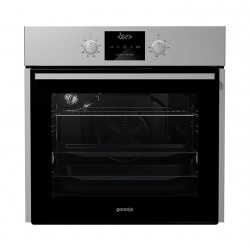 Gorenje 2700 Watts Built-in Single Oven (BO636E20X) - Silver