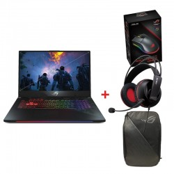 AUS ROG Strix Scar II GL704 6GB RTX2060 16GB RAM Core i7 1TB HDD + 256GB SSD 17.3 inch Gaming Laptop