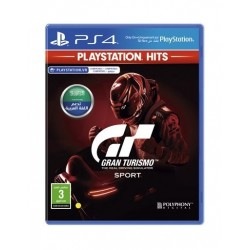 Gran Turismo Sport Special Edition Hits - PlayStation 4 Game