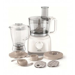 Philips Daily Collection Food Processor 650 Watt with Bowl HR7628/01