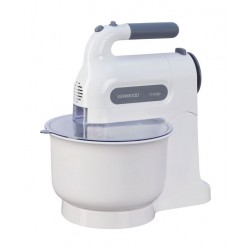 Kenwood 350 W Hand Mixer With 3 Liters Bowl -White (OWHM670)