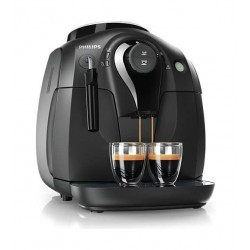 Philips 2000 Series 1L Super Automatic Espresso Machine - Black