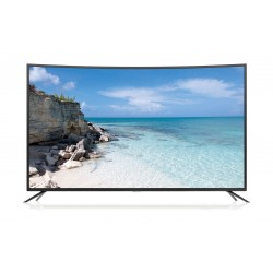 WANSA 65 inch Curved 4K Ultra HD Smart LED TV - WUD65G8860SC