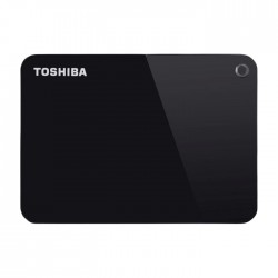 Toshiba Canvio Advance 2TB Black External Hard Drive Price in KSA | Buy Online – Xcite