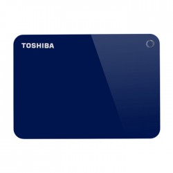 Toshiba Canvio Advance 2TB Blue External Hard Drive Price in KSA | Buy Online – Xcite