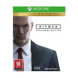 Hitman Front Cover
