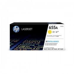 HP 655A LaserJet Toner (CF452A) - Yellow