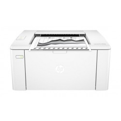 HP LaserJet Pro M102w Printer Front View