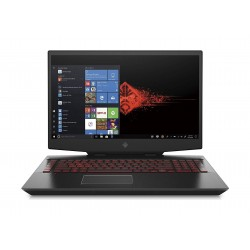 HP Omen GeForce RTX 2060 6GB Intel Core i7  16GB RAM 1TB HDD + 256 SSD 15.6-inch Gaming Laptop (DH0NX) - Black