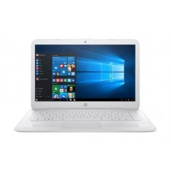HP Stream Celeron N3060 4GB RAM 32GB eMMC 14 inch Laptop -  White 2