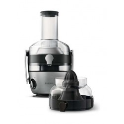 Philips 1200W 1L Avance Collection XXL Juicer Extractor (HR1925/21) – Black / Silver