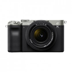 Buy Sony Alpha 7C Compact Full-Frame Mirrorless Camera + FE 28-60mm F4-5.6 in Kuwait | Buy Online – Xcite