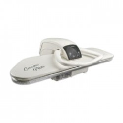 Platinum 40-Inch 2200W Steam Iron Press - White