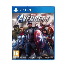 Marvel's Avengers Standard Edition - PS4 Game