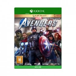 Marvel's Avengers Deluxe Edition - Xbox one game