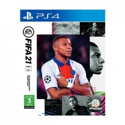 FIFA 21 Champions Edition - PS4 Game