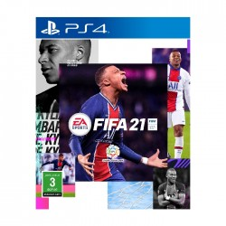 Pre-Order: FIFA 21 Standard Edition - PS4 Game