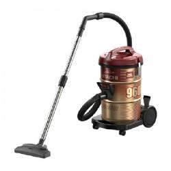 Hitachi 21L 2200W Vacuum Cleaner (CV-960F SS220 WR)