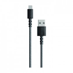 Anker PowerLine USB-A to USB-C Cable 3ft - Black