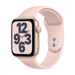 Apple Watch SE 44mm - Gold / Pink