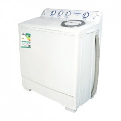 Fisher Twin Tube Washer 14KG (FW-P1400TF) - White