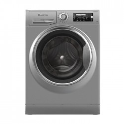 Ariston Front Load Washer 10KG (NLLCD1045SCA60HZ) - Silver