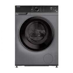Toshiba Washer & Dryer 10/7 KG (TWD-BJ110M4BB(SK) - Silver