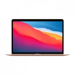 Apple Macbook Air M1, RAM 8GB 256GB SSD 13.3-inch (2020) - Gold