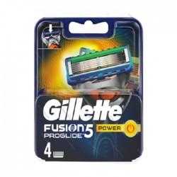 Gillette PowerGlide 4 blades