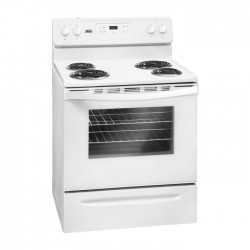 Gibson 76x60 CM Electric Cooker (MFF3016RW) - White