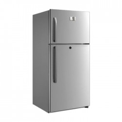 White Westinghouse 23 CFT Top Mount Refrigerator (WWR9VS650) - Stainless Steel