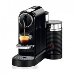 Nespresso Citiz & Milk Coffee Machine 1710W (D123BK) - Black