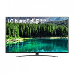 LG 55-inch 4K Ultra HD Smart Nano Cell TV - 55SM8600PVA