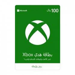 Xbox Live Membership Card - (100 SAR)