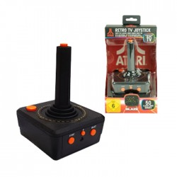 Atari Retro TV Joystick with Built-in 50 Games