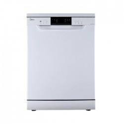 Midea 7 Programs 14 Settings Freestanding Dishwasher - WQP147617QW