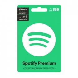Spotify Premium Subscription - (12 Months)