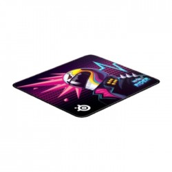 Steelseries Qck Large Mousepad Neon Rider Edition in Kuwait   Buy Online – Xcite
