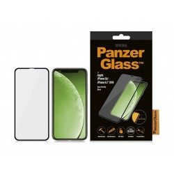 PanzerGlass Screen Protector For iPhone XR - Black