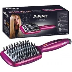 Babyliss Hair Straightener  Brush - HSB100SDE