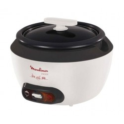 Moulinex Rice Cooker 1.8Litre Incio - White (MK156127)