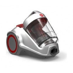 Hoover 2200W 3L Bagless Vacuum Cleaner (HC84-P6A-ME) – Red / Silver