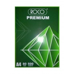 Roco A4 Premium Copy Paper - 500 sheets