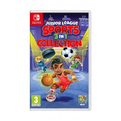 Junior League Sports 3-in-1 Collection - Nintendo Switch Game
