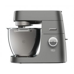 Kenwood owkvl8472 s 3 in 1 Aluminium Food Processor Silver - Front View