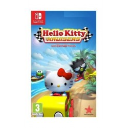 Hello Kitty Kruisers - Nintendo Switch Game
