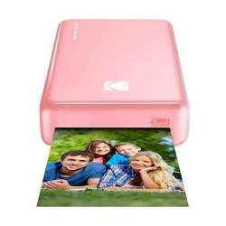 Kodak Mini 2 HD Wireless Portable Mobile Instant Photo Printer - Pink